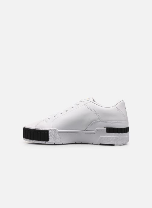 Sneakers Puma Cali Sport Clean Wn'S Wit voorkant