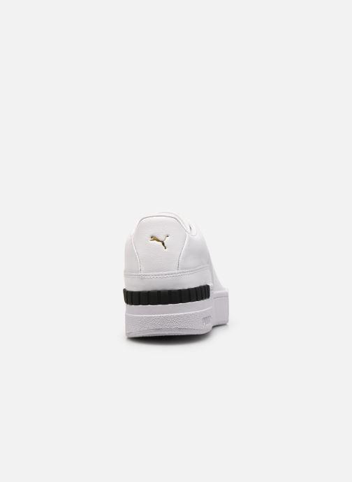 Sneakers Puma Cali Sport Clean Wn'S Wit rechts