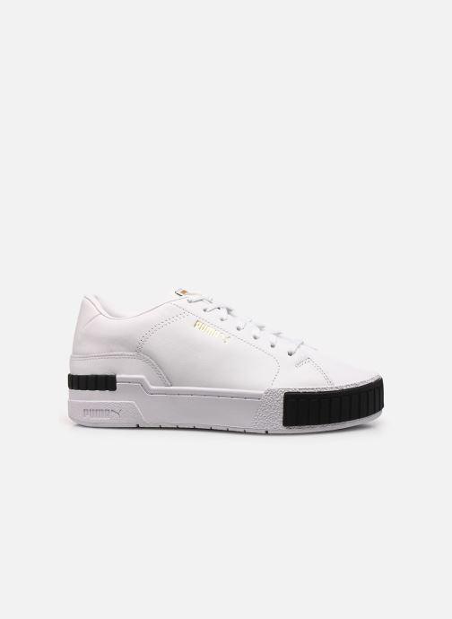 Sneakers Puma Cali Sport Clean Wn'S Wit achterkant