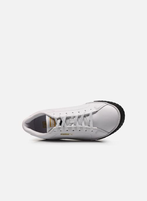 Sneakers Puma Cali Sport Clean Wn'S Wit links