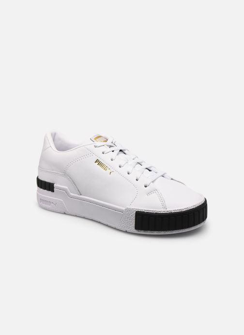 Sneakers Puma Cali Sport Clean Wn'S Wit detail