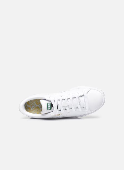 Sneakers Puma Basket Classic Xxi Jr Wit links