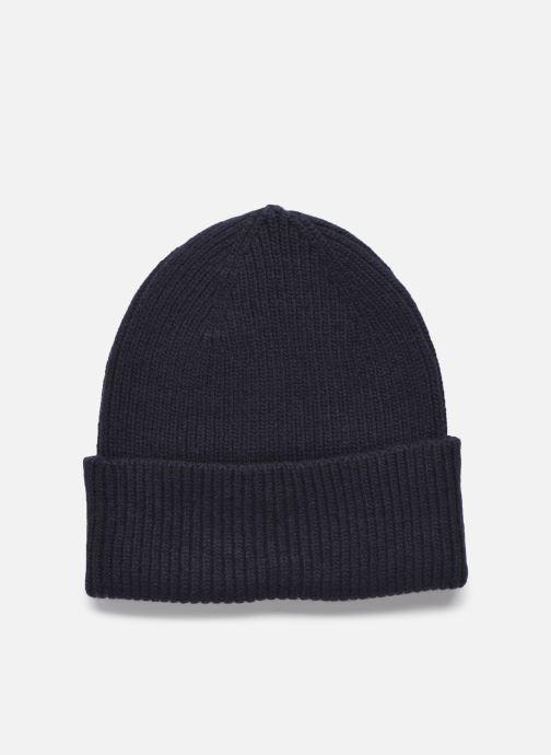 Mütze Colorful Standard Merino Wool Beanie blau detaillierte ansicht/modell