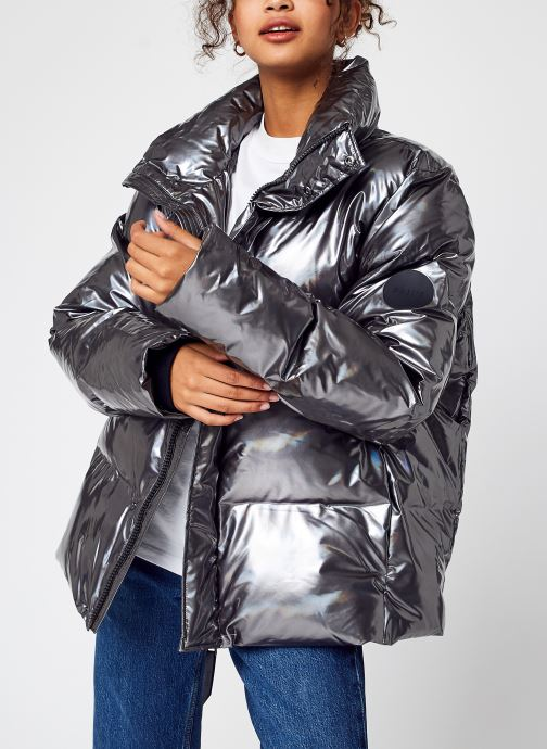 Kleding Accessoires Boxy Puffer Jacket F