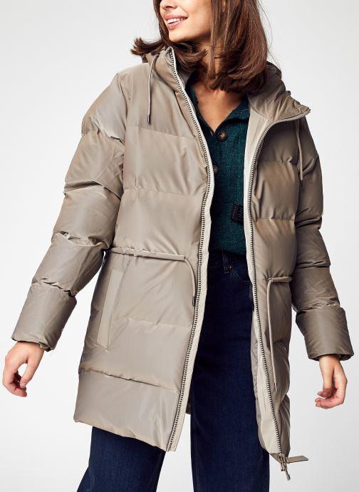 Kleding Accessoires Puffer W Jacket F