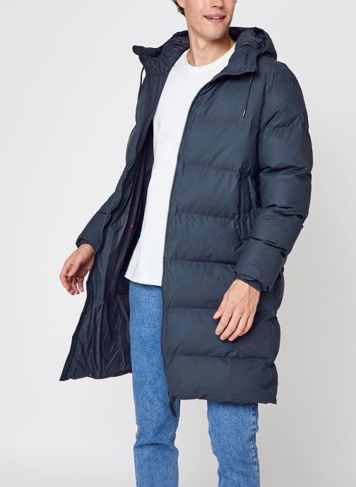 Kleding Accessoires Long Puffer Jacket