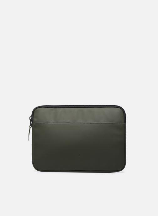 """Laptoptaschen Rains  Laptop Case 15"""" grün detaillierte ansicht/modell"""