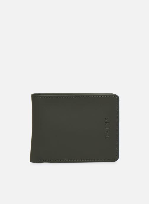 Portemonnaies & Clutches Rains  Folded Wallet grün detaillierte ansicht/modell