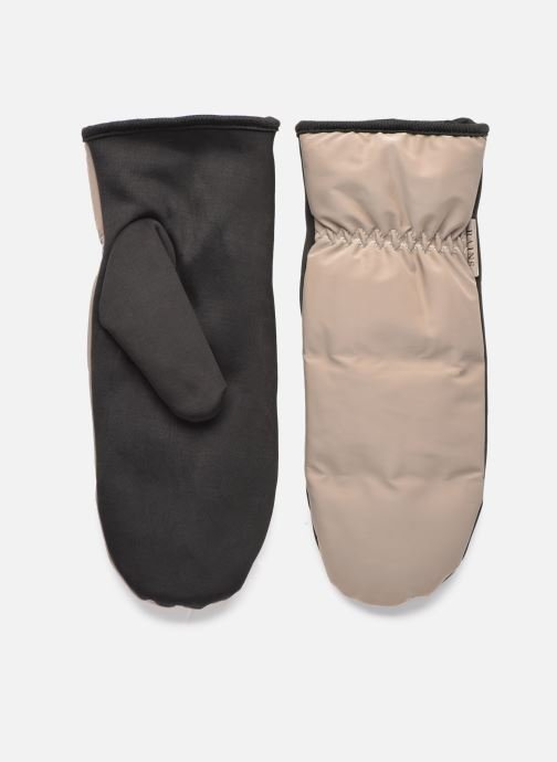 Handschuhe Accessoires Mittens Quilted