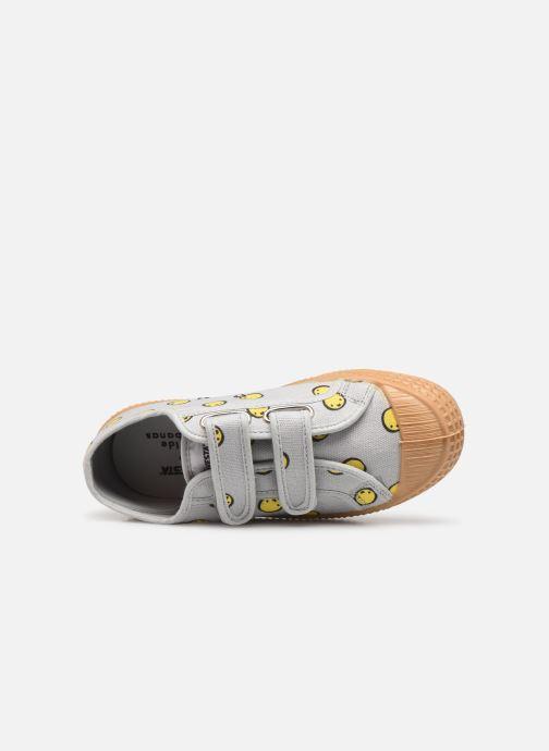 Sneaker Mathilde Cabanas Novesta x Mathilde Cabanas grau ansicht von links