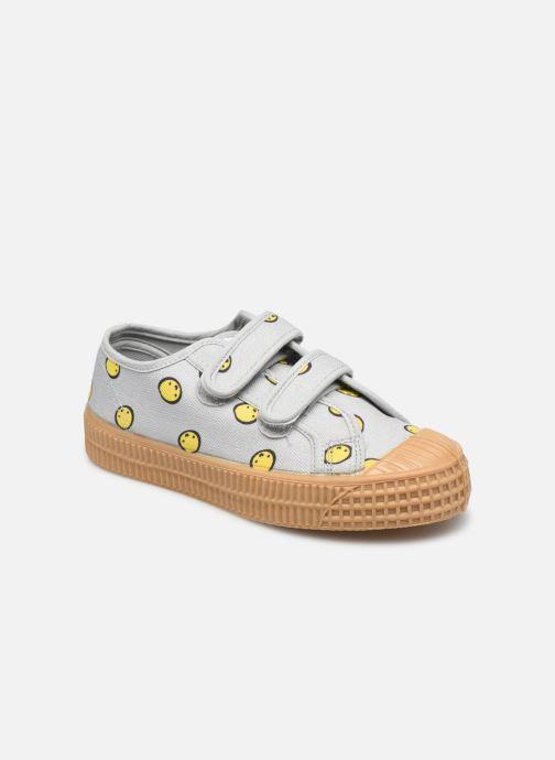 Sneakers Mathilde Cabanas Novesta x Mathilde Cabanas Grijs detail