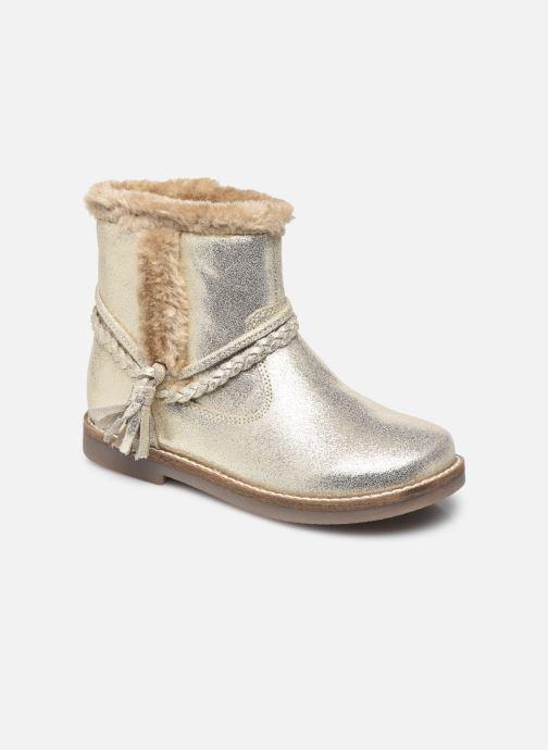 Stiefeletten & Boots Rose et Martin KATIA LEATHER gold/bronze detaillierte ansicht/modell