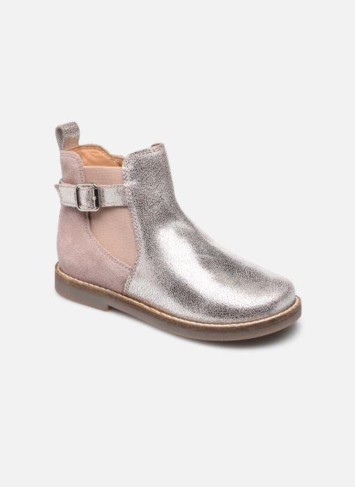 Bottines et boots Rose et Martin KESSIE LEATHER Rose vue détail/paire