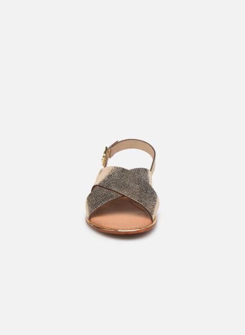 Sandalen Les Tropéziennes par M Belarbi HILIANA gold/bronze schuhe getragen
