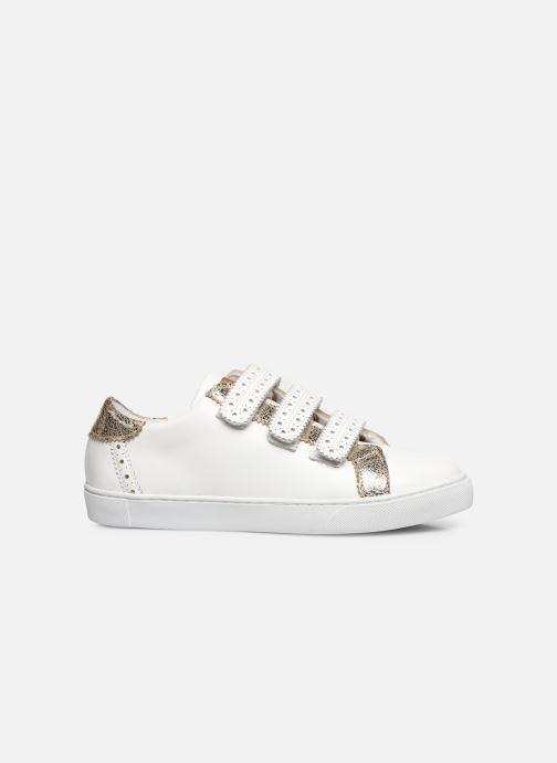Sneakers Les Tropéziennes par M Belarbi SUZETTE Wit achterkant