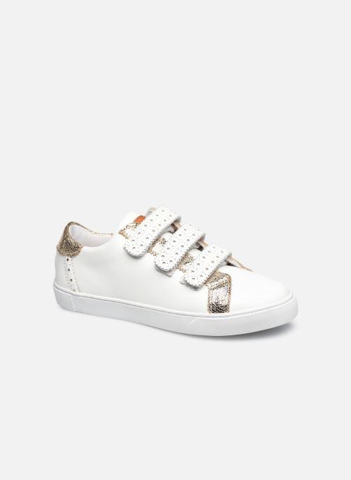 Sneakers Les Tropéziennes par M Belarbi SUZETTE Wit detail