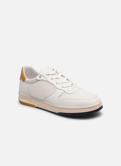 Sneaker Clae Malone Lite M weiß detaillierte ansicht/modell
