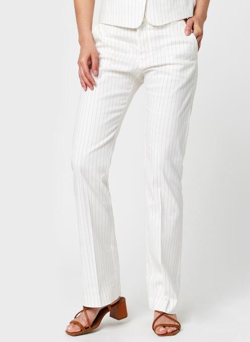 Vêtements IKKS Women BS22195 Blanc vue détail/paire