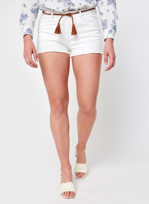 Vêtements IKKS Women BS26095 Beige vue détail/paire