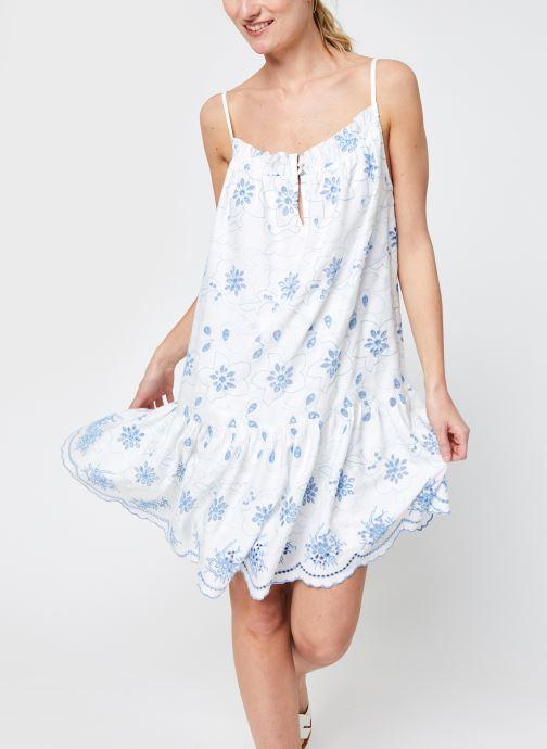 Vêtements IKKS Women BS30495 Blanc vue détail/paire