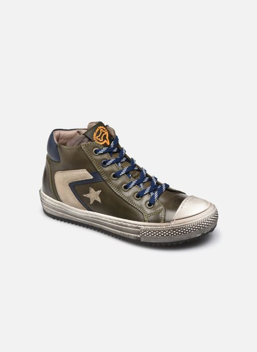 Sneaker Stones and Bones NIPPO grün detaillierte ansicht/modell