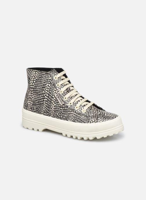 Sneakers Donna Alpina Faux reptile