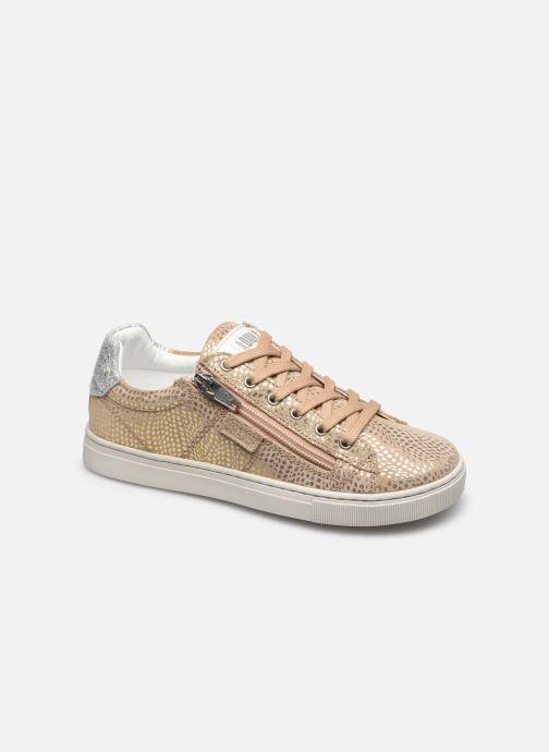 Sneaker Palladium VICKING 01 GRD gold/bronze detaillierte ansicht/modell
