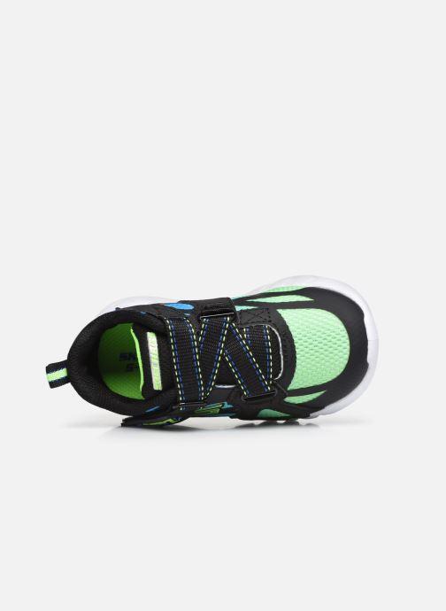 Sneakers Skechers FLEX-GLOW 2 Zwart links