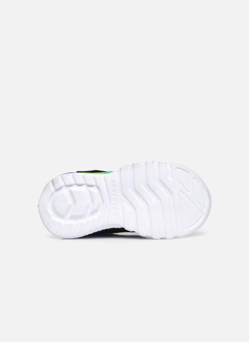 Sneakers Skechers FLEX-GLOW 2 Zwart boven