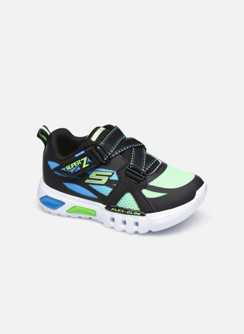 Sneakers Skechers FLEX-GLOW 2 Zwart detail