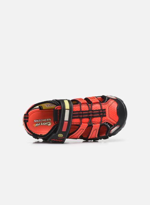 Sandalen Skechers DAMAGER III SANDAL Zwart links