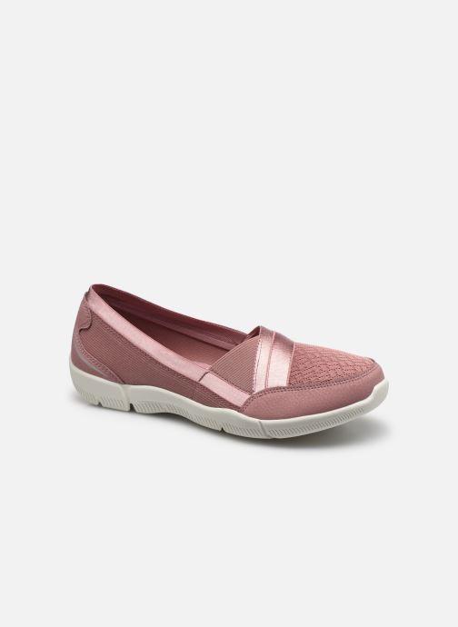 Ballerina's Skechers BE-LUX Roze detail