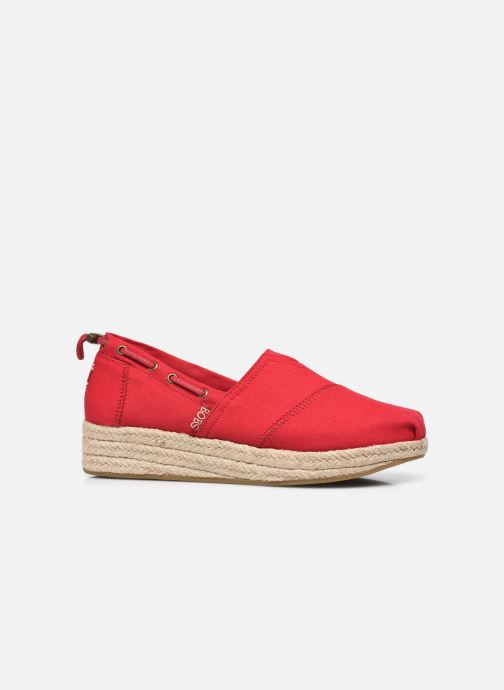 Espadrilles Skechers HIGHLIGHTS Rood achterkant