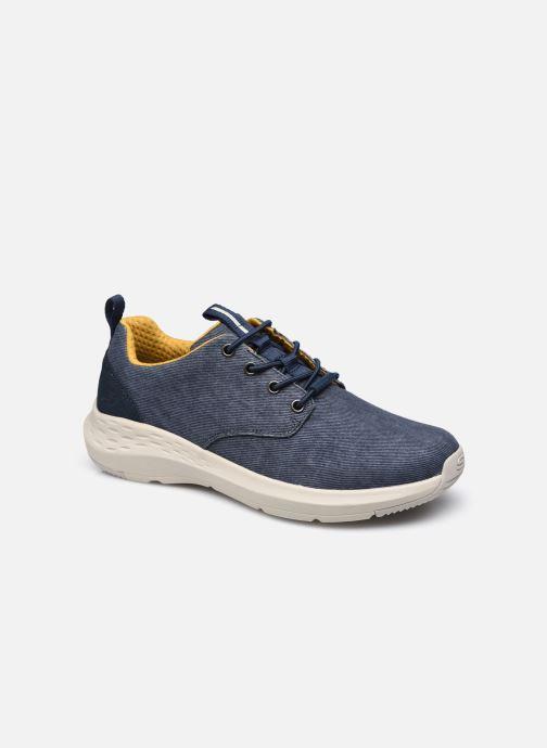 Sneakers Skechers PARSON Blauw detail