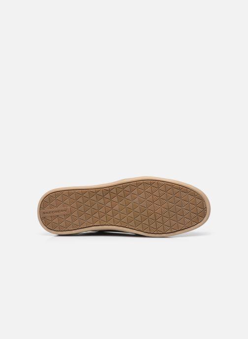 Sneaker Skechers LANSON braun ansicht von oben
