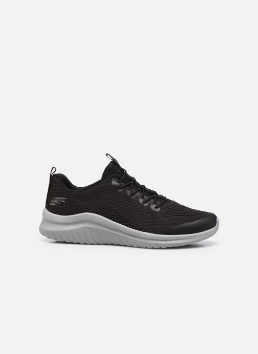 Sneaker Skechers ULTRA FLEX 2.0 schwarz ansicht von hinten