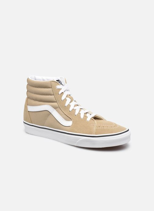 Sneaker Vans UA SK8-Hi M braun detaillierte ansicht/modell