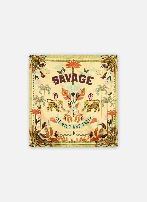 Schal Wild Savage Mini mehrfarbig detaillierte ansicht/modell