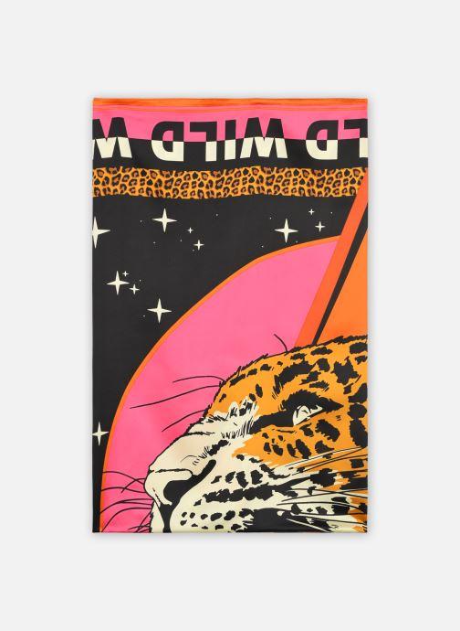 Schal Wild Wildcat rosa detaillierte ansicht/modell