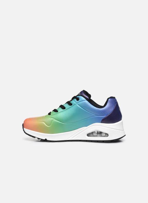 Sneaker Skechers UNO SPECTRUM mehrfarbig ansicht von vorne