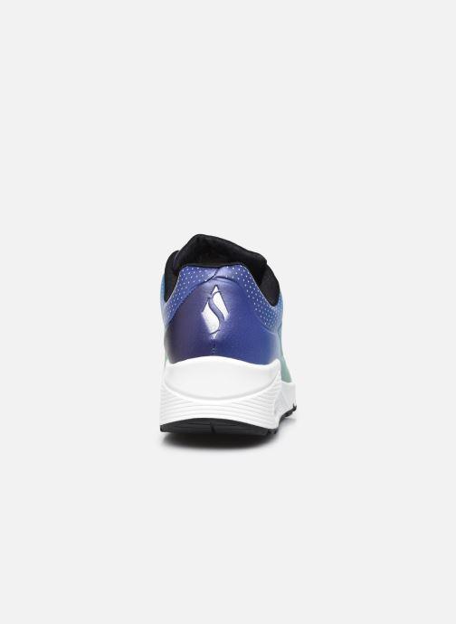 Sneaker Skechers UNO SPECTRUM mehrfarbig ansicht von rechts