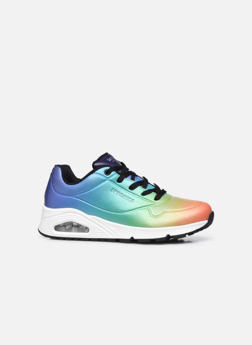 Sneaker Skechers UNO SPECTRUM mehrfarbig ansicht von hinten
