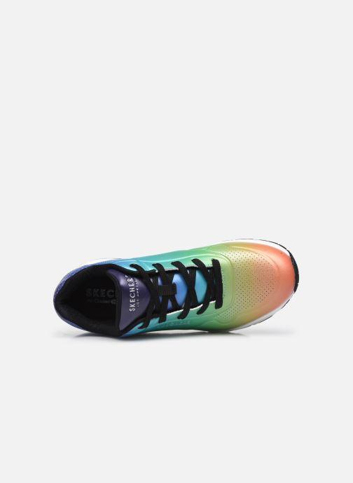 Sneaker Skechers UNO SPECTRUM mehrfarbig ansicht von links