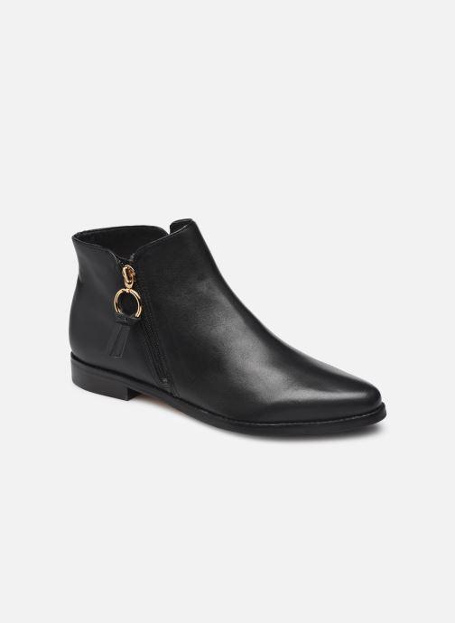 Bottines et boots Georgia Rose Soft Wala Noir vue détail/paire