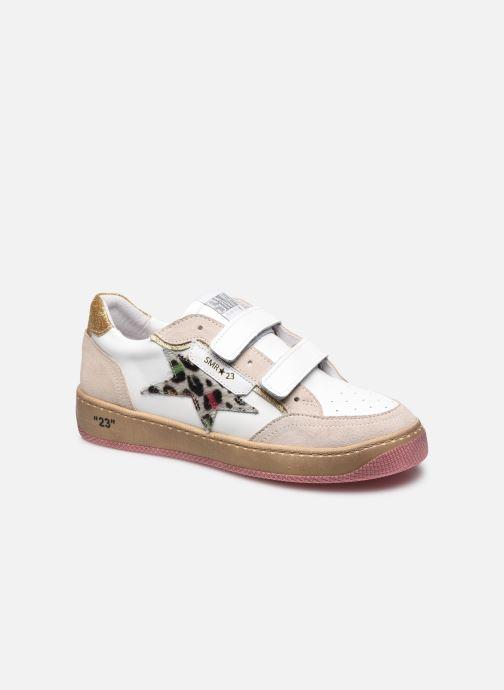 Sneakers Semerdjian ARGEL Wit detail