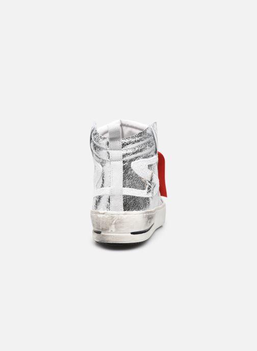 Sneakers Semerdjian MARAL Wit rechts