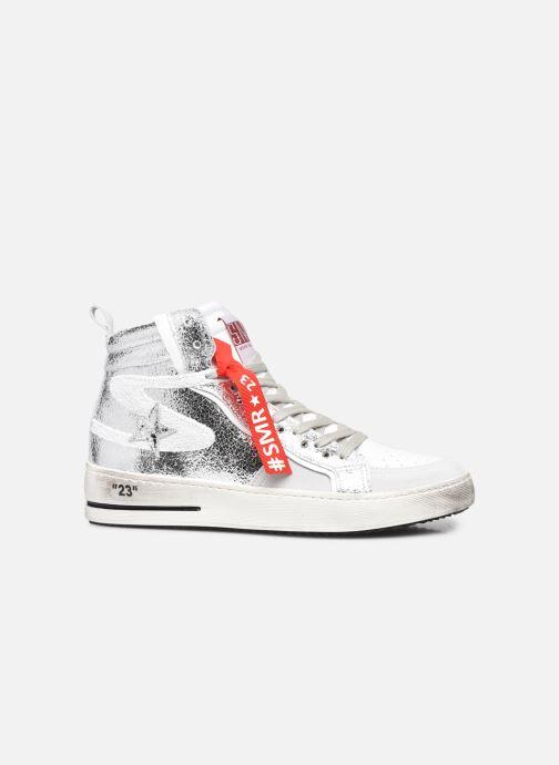 Sneakers Semerdjian MARAL Wit achterkant