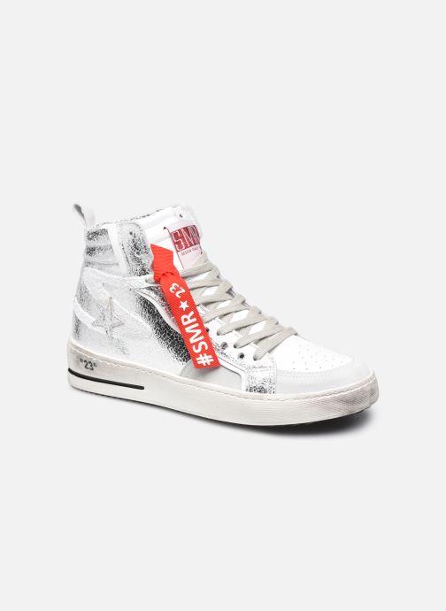 Sneakers Semerdjian MARAL Wit detail