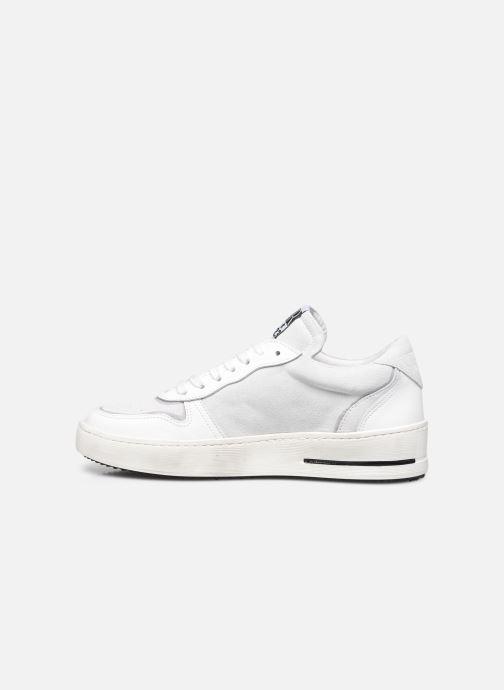 Sneakers Semerdjian MORONI Wit voorkant