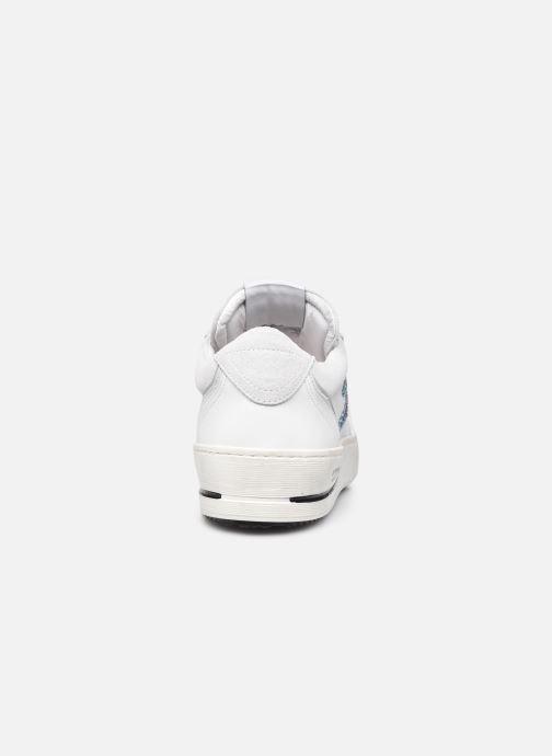 Sneakers Semerdjian MORONI Wit rechts